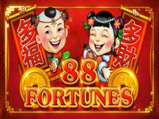 88 fortunes - Rainbow Riches